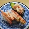 無添くら寿司 - 料理写真:豪華かに三種盛