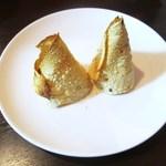 チャミヤラキッチン - パパド