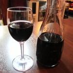 チャミヤラキッチン - 赤ワイン