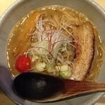 麺や高倉二条 - ラーメン 大盛 定番麺