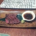 33486666 - 神戸牛のステーキ
