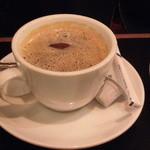 バル デリコ - ホットコーヒー