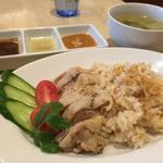 粥麺楽屋 喜々 - kikiチキンライス