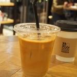 ビー ア グッド ネイバー コーヒー キオスク - 1014.12  カフェラテ