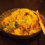華龍 - レタス炒飯
