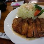 くいしん坊 - 愛すべき焼肉定食1230円≪2014年11月≫