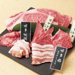 焼肉ヌルボンガーデン新宮 - 料理写真:博多和牛一頭コース