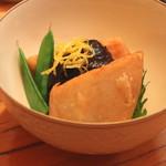 め乃惣 - 海老芋の揚げもの (2014/11)
