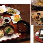 豆菜 板前割烹 入星 - 入星でランチ 雅膳(みやびぜん)3240円の料理 2014.12.16撮影