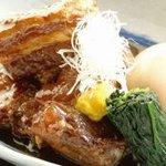 やどんげ - 黒豚の角煮 730円
