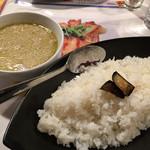 タイ食堂 みうら屋 - グリーンカレー