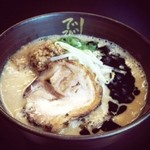 でびっと - 料理写真:味噌ラーメン