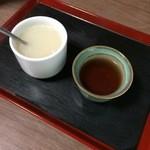 三玉亭 - 料理写真:あまざけ 400円