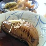 みなと食堂おはら - 鯛の煮魚けです。