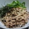 肉そば ごん - 料理写真: