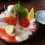 やん衆 - 海鮮丼