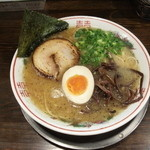 ろくとん軒 - ぶたぁ麺 並 ¥700