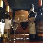 居酒屋てのひら - ワイン各種