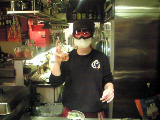 辛いもんや ギロチン 南船場店 - いざ!調理開始