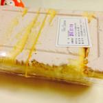 ボンシンタニ - ケーキのはし…小倉生クリーム
