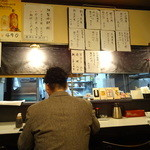海浜食堂 たけだ - 店内は変わってない感じ(2014.12)