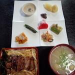 33513146 - 旬菜くら定食!