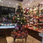 プランタン ブラン - クリスマスの飾り付け