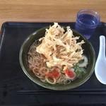 おべんとうのヒライ - 料理写真:『ドキドキごぼう天蕎麦』様(330円)
