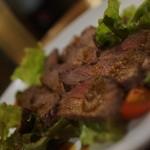 イタリアン酒場 ミドルレンジ - 牛ランプステーキ