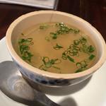 アジアンカフェダイニング・トゥルーチャ - スープ