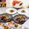 トラットリア・オラ・ハラクチェ - 料理写真:Rico(豊か)コース