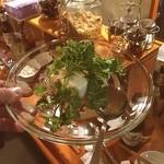 エイケイコーナー - 昨日は貸し切りで世界の料理フルコース\(^o^)/最高\(^o^)/