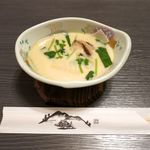 寿し処 福長 - 茶碗蒸し