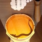 美國屋 - 毎朝、活きのいい鰻を仕入れています!