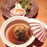 琴平花壇 - 三豊茄子海老包み