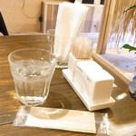 カフェアイルビー - テーブルの上☆♪