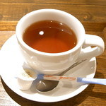 カフェアイルビー - オーガニック紅茶 ランチに+¥200☆♪