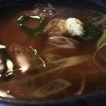 33528596 - 権太呂 金閣寺店のたぬき蕎麦(14.12)