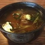 33528605 - 権太呂 金閣寺店のたぬき蕎麦(14.12)