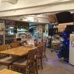 インドレストランカフェ カリカ - 店内