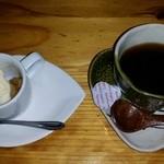 桑の葉料理 いけ田 - デザート&コーヒー