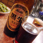 高野酒店 - 黒ビール