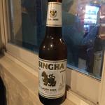 エイケイコーナー - シンハー beer