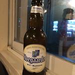 エイケイコーナー - ヒューガルデン beer