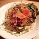 ウト・ウーク - 野菜サラダ