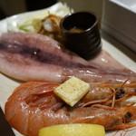 お好み焼本舗 - 海鮮盛り(961円)