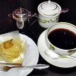 グランドホテルニュー王子 - 料理写真:ケーキセット
