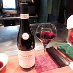 ステーキ山下 - ワイン