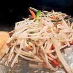 ステーキ山下 - 焼き野菜