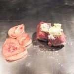 ステーキ山下 - 肉